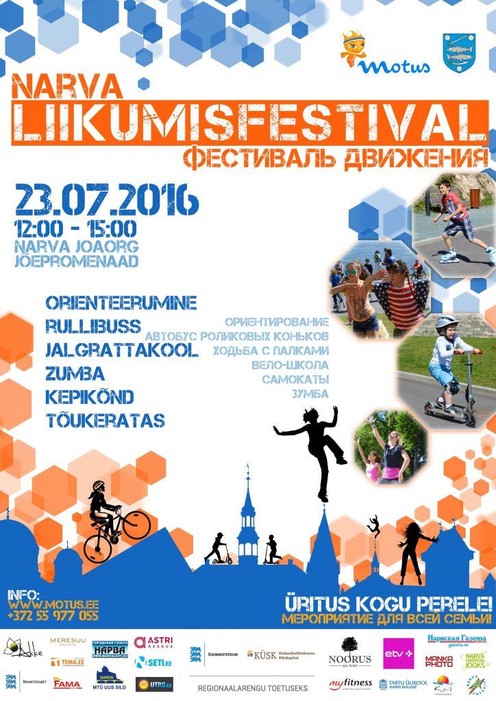 Liikumisfestival web